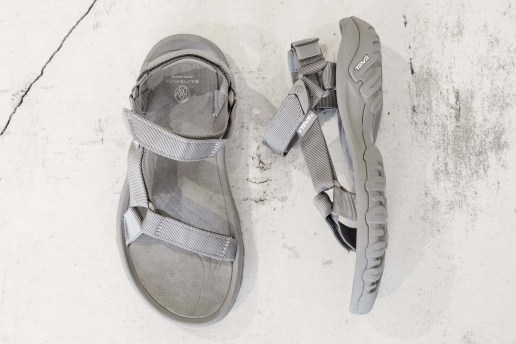 "BEAUTY & YOUTH Links up With Teva for an Exclusive ""Hurricane"" Sandal"