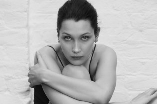 Bella Hadid Stuns in This Natural and Alluring Editorial