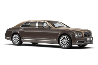 Take a Look Inside Bentley's Luxurious Mulsanne First Edition Saloon