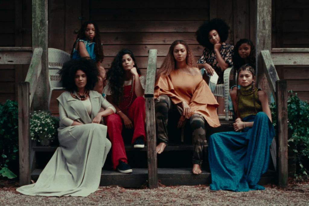 Watch the Visual Portion of Beyoncé's 'Lemonade'