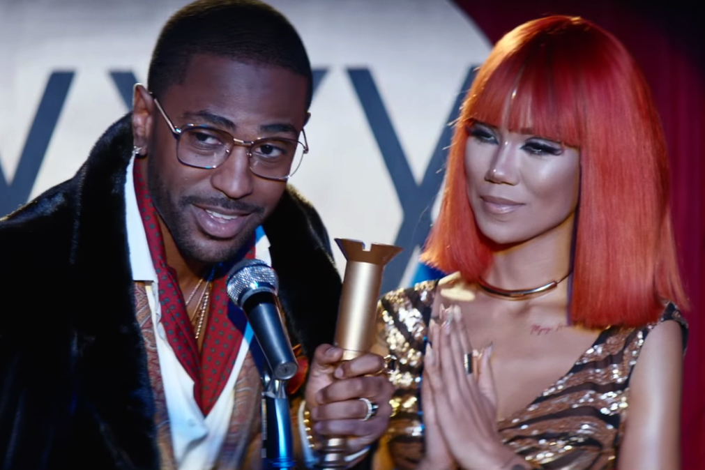 """Big Sean and Jhené Aiko Get Intimate in Brand New """"Out of Love"""" Short Film"""