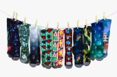 Billionaire Boys Club & Happy Socks Drop an Exclusive Sock Collection