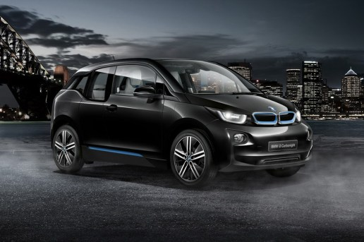 BMW Launches Limited Edition i3 Carbonight for 100th Birthday