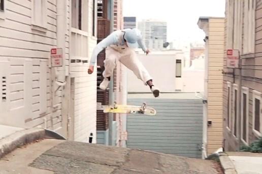 "Bronze56k Goes Coast to Coast for ""Plug"" Skate Video"