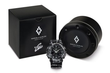Casio G-Shock GA-100 x Marcelo Burlon County of Milan
