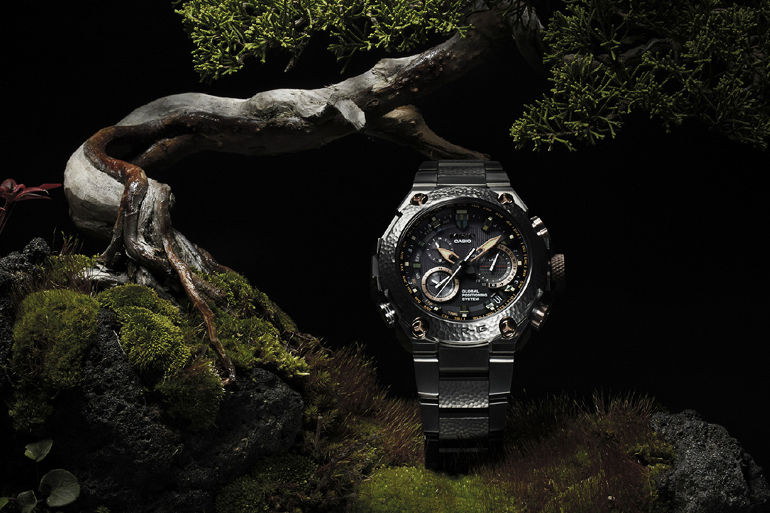 The Casio G-SHOCK MR-G Limited Edition 'Hammer Tone' Is the Most Expensive G-SHOCK Ever Made