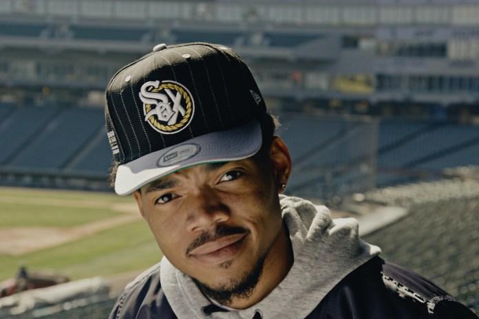 Chance The Rapper x New Era White Sox Cap Collection
