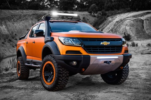 The Chevrolet Colorado XTreme Truck Is a Monster on the Roads