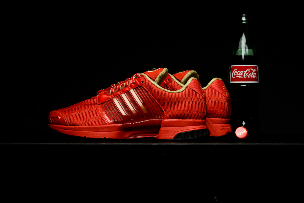 Coca-Cola & adidas Brought Back Their Climacool 1 Collaboration