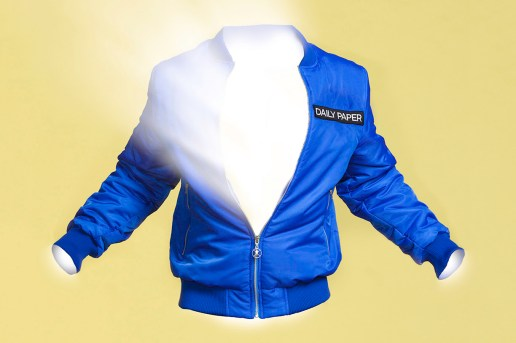 Daily Paper Drops an Exclusive Bomber Jacket at colette