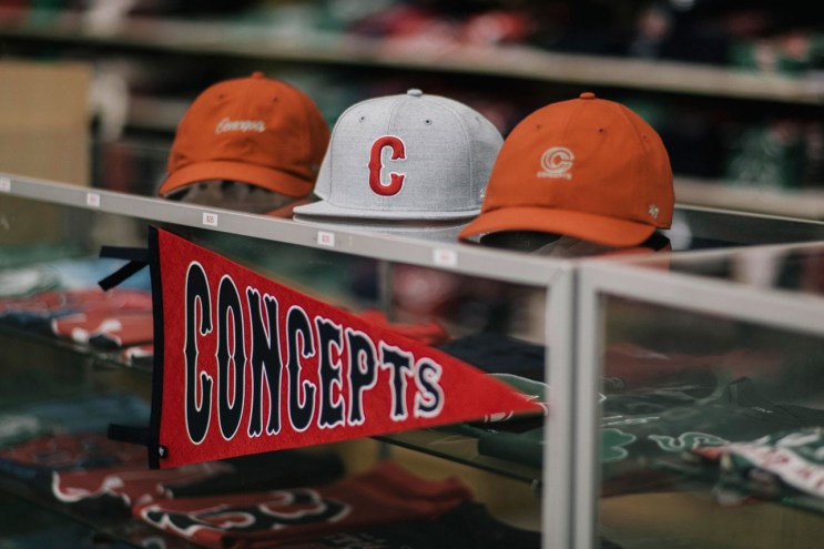 Concepts Taps '47 for an Exclusive Collaboration