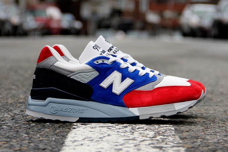 "Concepts x New Balance 998 ""Boston Marathon"""