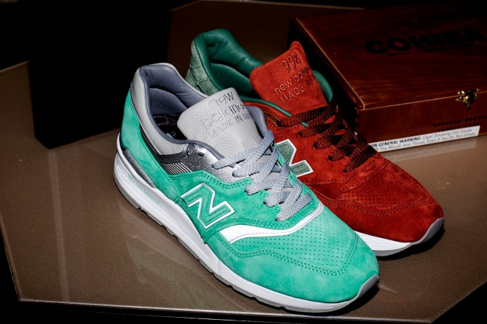 "Concepts x New Balance ""City Rivalry"" Pack NYC Launch Recap"