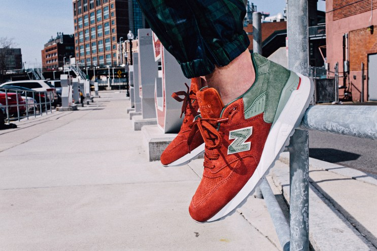"Concepts x New Balance ""City Rivalry"" Pack"