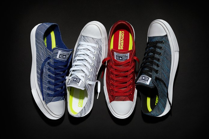 Converse Introduces Knit Takes on the Chuck Taylor All Star II