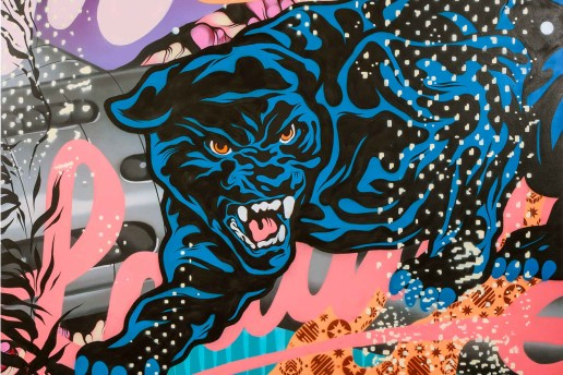 Futura, Tristan Eaton, Aaron De La Cruz and More Support Converse's Lovejoy Art Auction