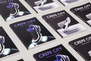'CREPE CITY' issue 02
