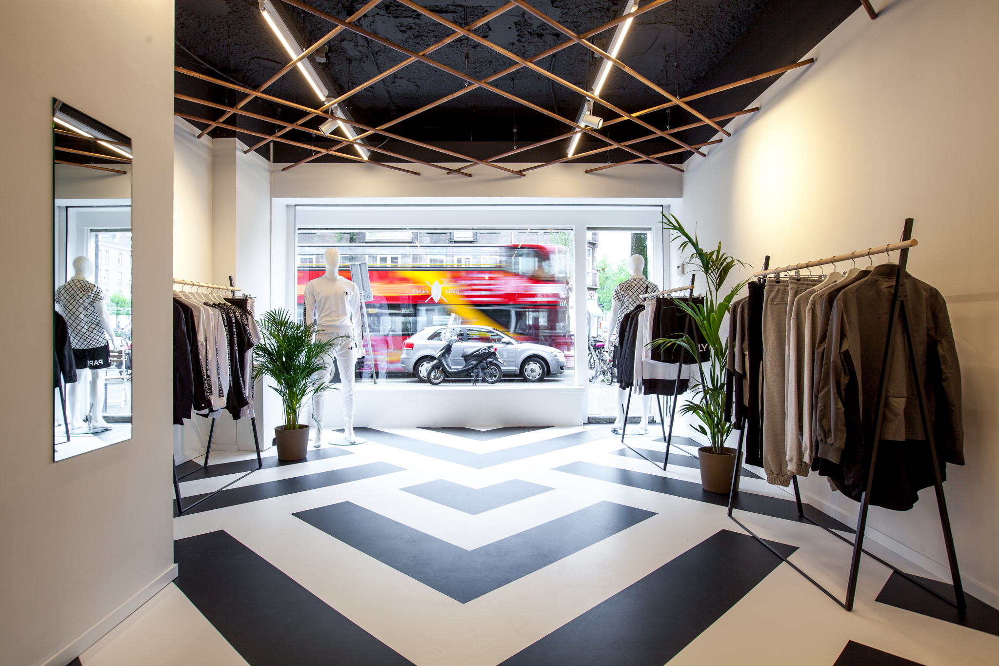 Daily Paper Opens First Store With Inspirations From the West African Kingdom of Dagbon
