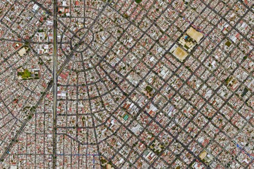 These Aerial Satellite Photos Remind Us How Big the World Is