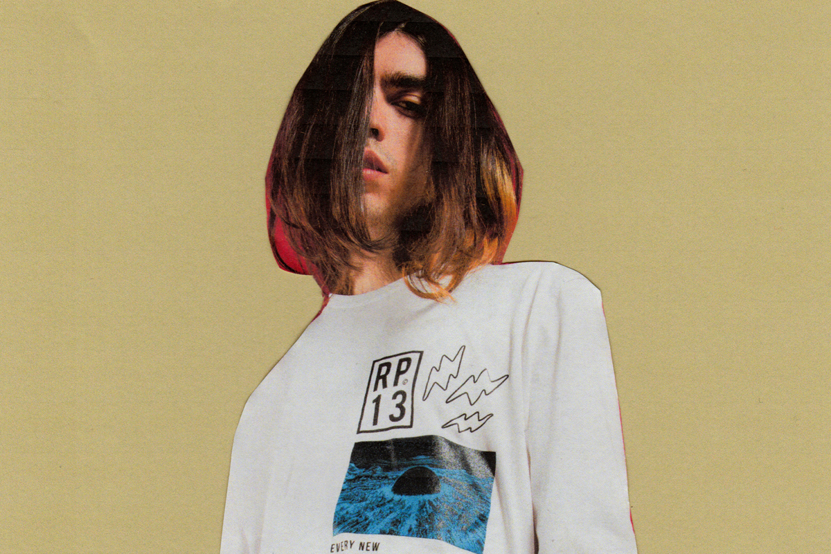 DJ CYBER69 Stars in Rare Panther's PRE-ACT 005 Lookbook