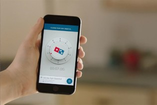 Now You Can Order Domino's Without Even Clicking a Button