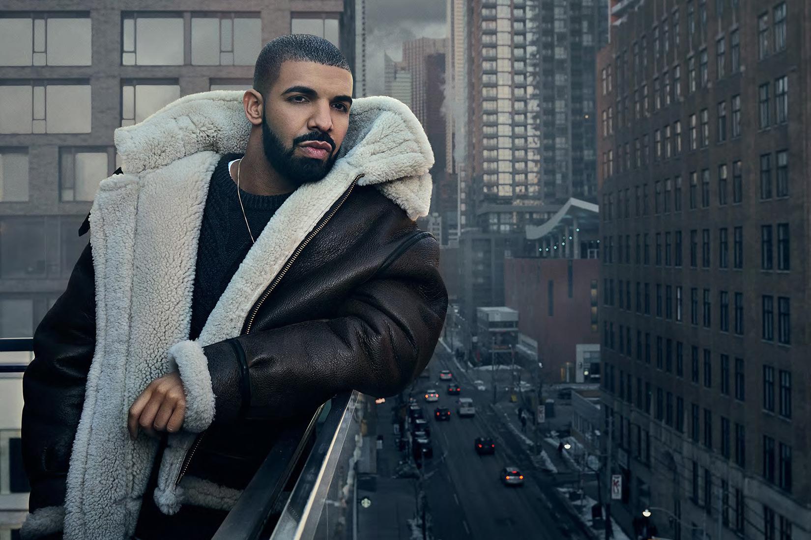 "Drake: Drake ""VIEWS"" Digital Booklet"