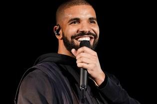 Drake Announces Surprise 'Views' Pop-Up Shop in NYC