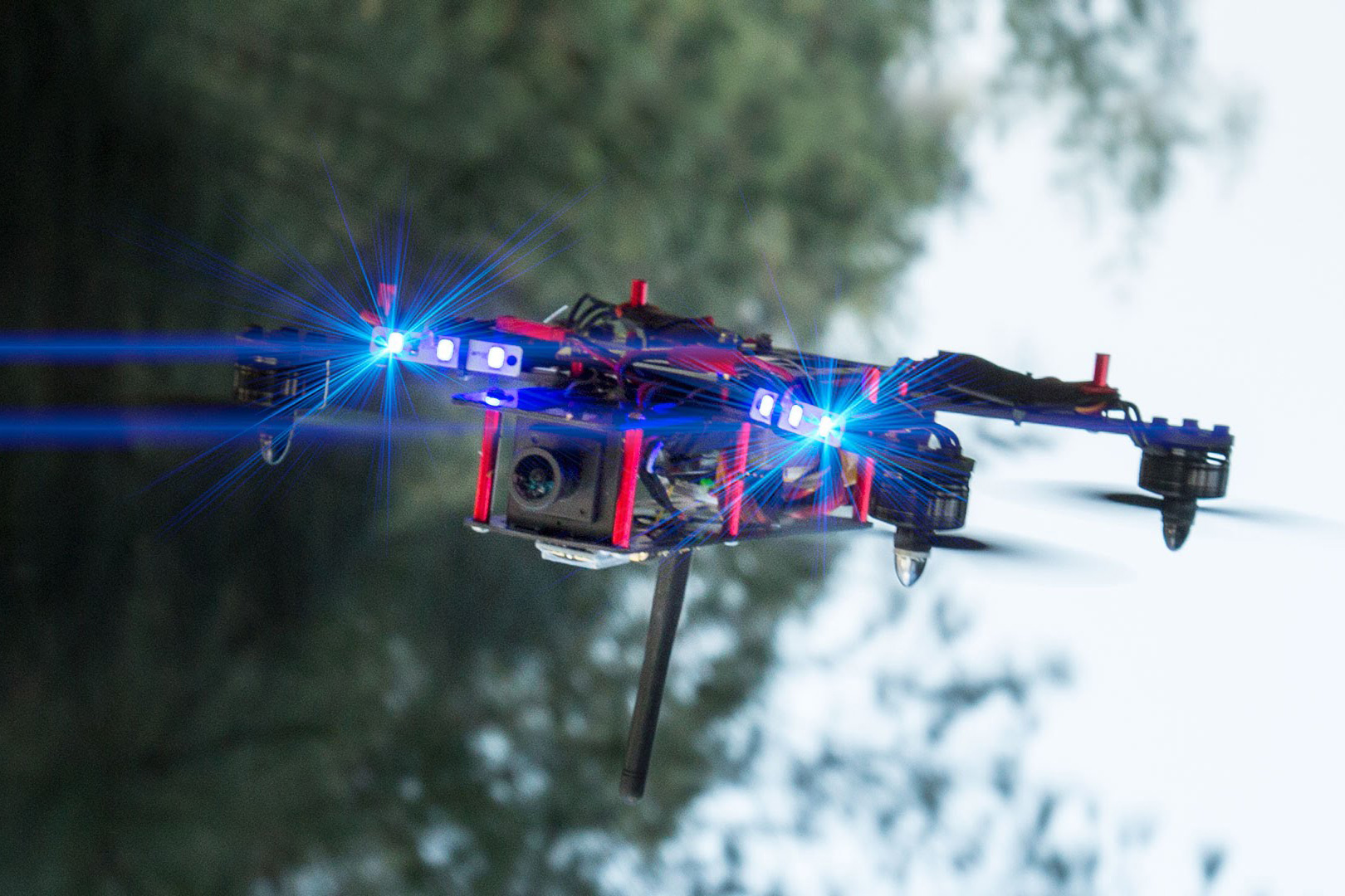 ESPN Gives Drone Racing Its Stamp of Approval