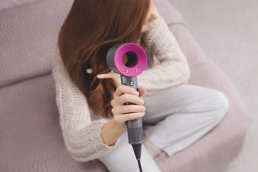 Dyson Has Unveiled Its Radically Different Hairdryer