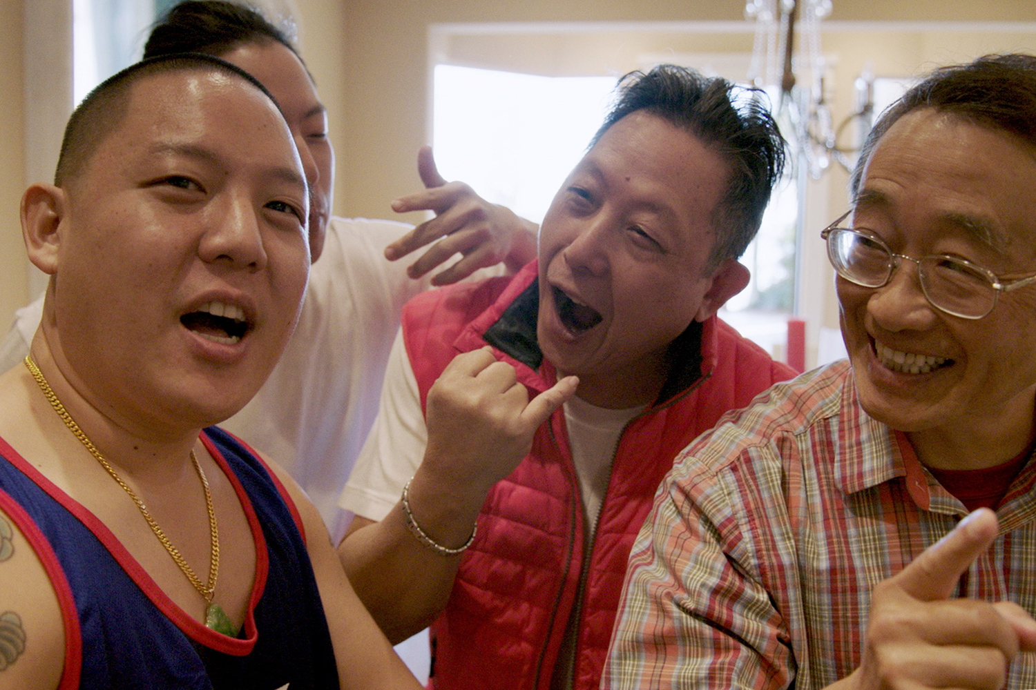 Eddie Huang Heads Home to Orlando as 'HUANG'S WORLD' Debuts
