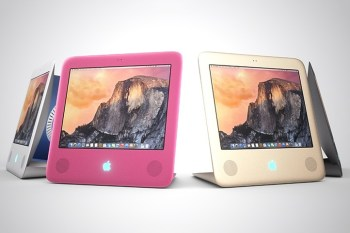 This Emac Concept Design Takes Apple Back to Class