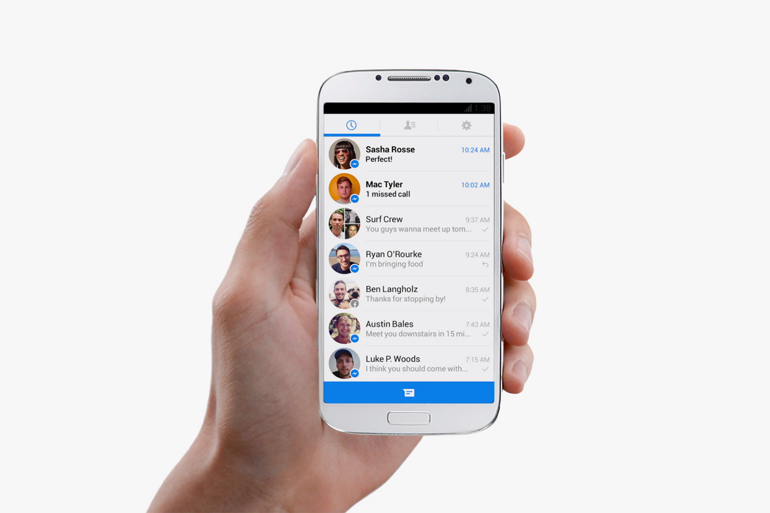 Facebook Messenger Is Your New Personal Shopping Concierge