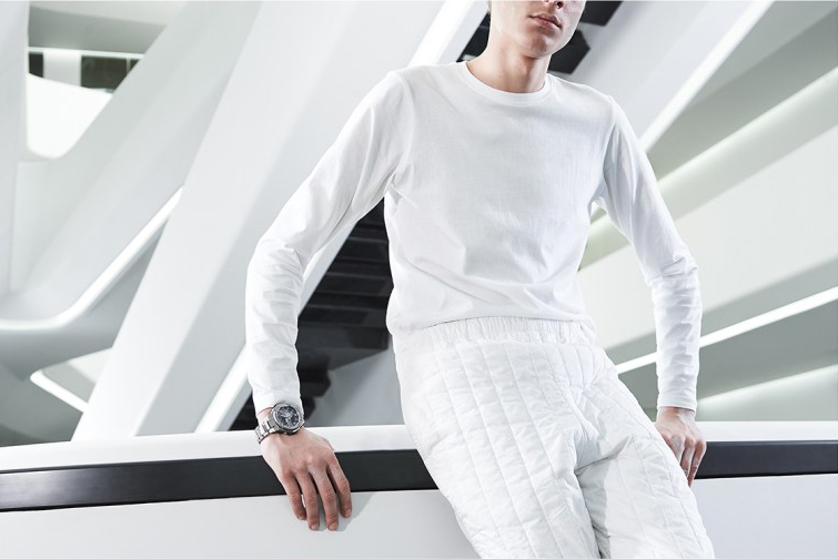 FACES&LACES Unveils a Space-Age Lookbook for the Casio G-SHOCK G-STEEL 2nd Generation