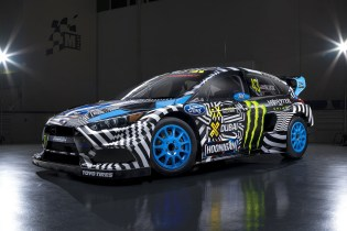 Felipe Pantone x Hoonigan 2016 Capsule Collection