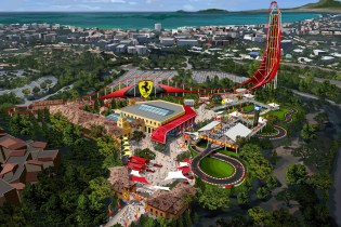 Ferrari Plans to Open a Theme Park in America