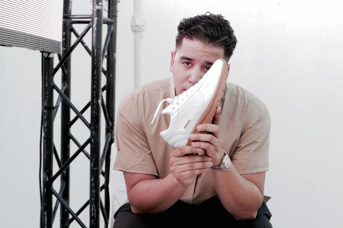 Filling Pieces' Guillaume Philibert Bought Air Jordan Breds as His First Pair of Shoes