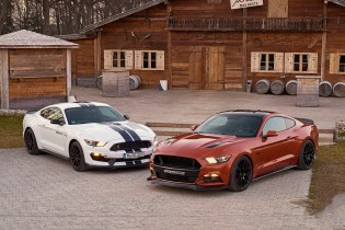 Ford Reveals the $125k USD Mustang Geiger GT 820