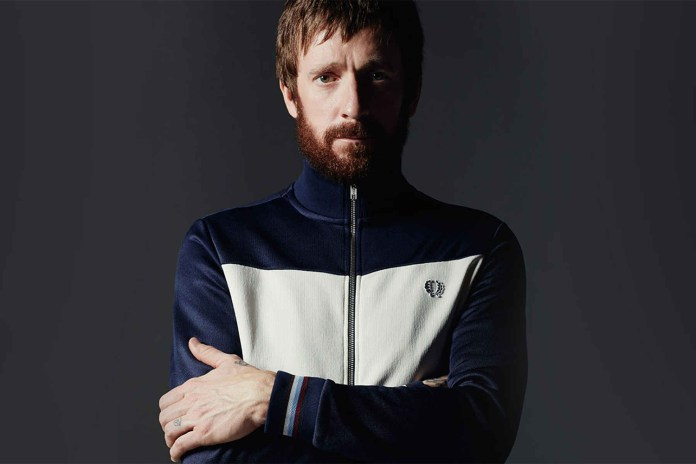 Fred Perry Teams up With the First-Ever British Tour de France Winner