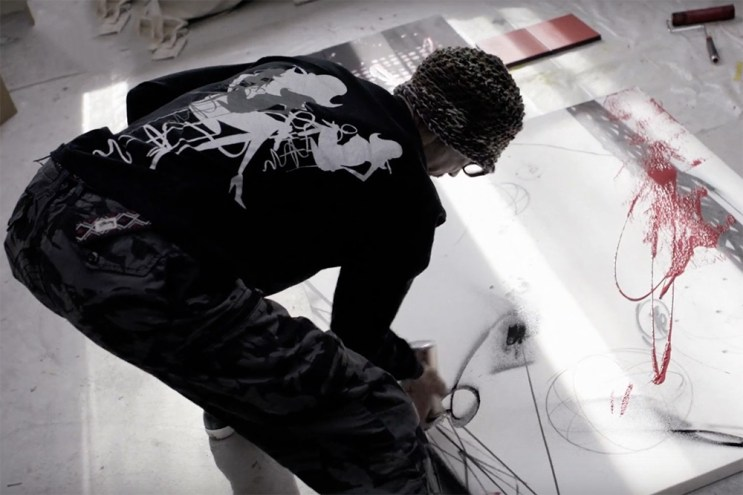 Futura Talks His Abstract Style and NYC's Subway Art