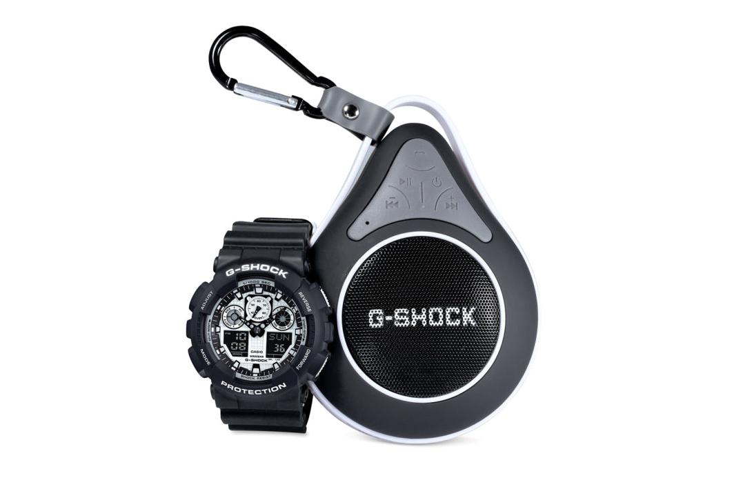 Shock GA100BW-1ABT Waterproof Bluetooth Speaker | HYPEBEAST