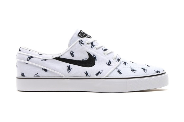 Geoff McFetridge Lends His Hand to the Nike SB Zoom Stefan Janoski