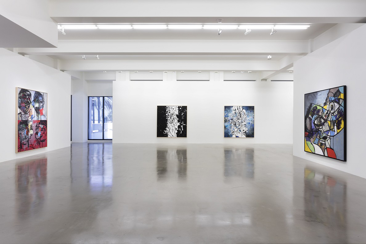 """George Condo """"Entrance to the Void"""" Exhibition @ Sprüth Magers Gallery"""