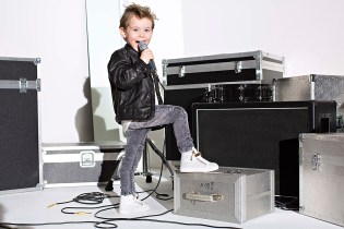 #hypebeastkids: Giuseppe Zanotti Launches a Children's Luxury Sneaker Line