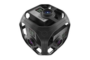 GoPro Unveils the 360-Degree Omni