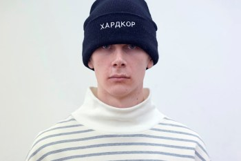 Take a Closer Look at Gosha Rubchinskiy's 'Save and Survive' Collection