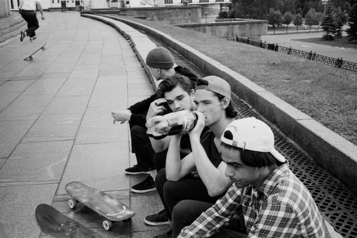 Julian Klincewicz Photographed Gosha Rubchinskiy's Skate Crew for New 'ЖУРНАЛ' Zine