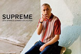 Gosha Rubchinskiy Shoots Supreme 2016 Spring/Summer Editorial for 'GRIND' Magazine