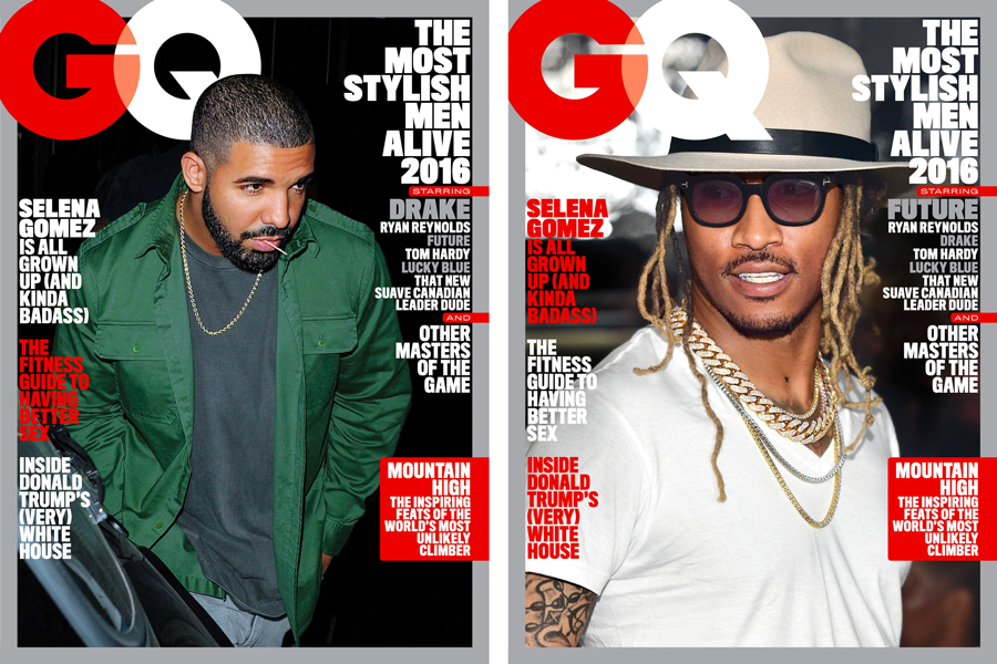 """'GQ' Names Drake and Future the """"Most Stylish Men Alive"""""""