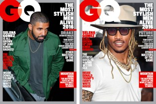 "'GQ' Names Drake and Future the ""Most Stylish Men Alive"""