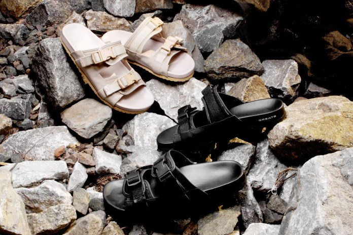 GREATS' Canarsee Is the Premium Sandal You Want in Your Rotation